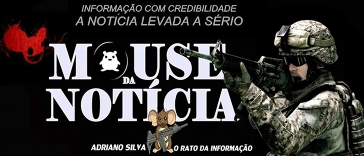 MOUSE DA NOTICIA