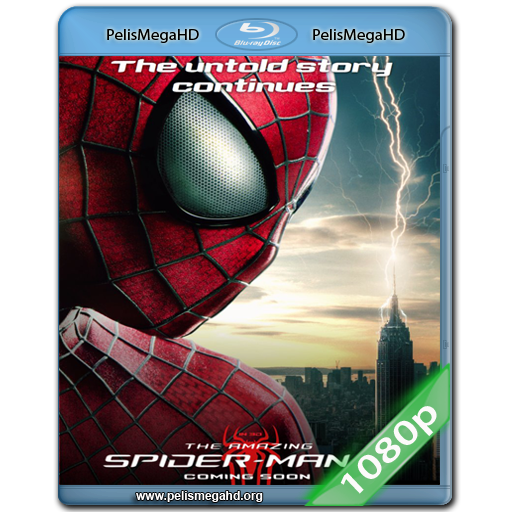 THE AMAZING SPIDER-MAN 2: EL PODER DE ELECTRO (2014) FULL 1080P HD MKV ESPAÑOL LATINO