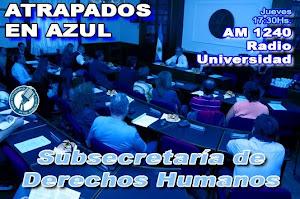 14. Subsecretaría de Derechos Humanos de la UNS