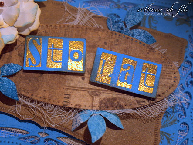 Birthday, Birthday Card, gold embossing