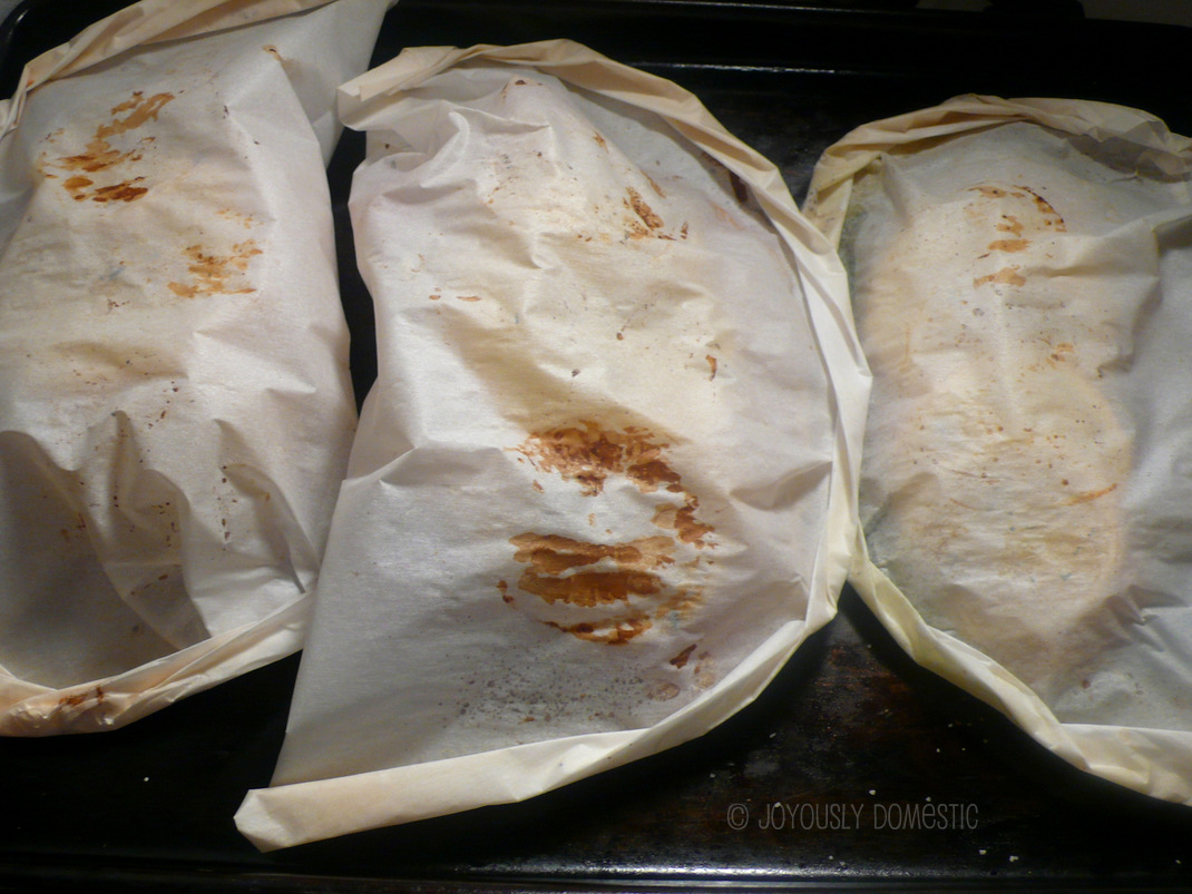 cooking fish in parchment paper Basic fish baked in parchment  steaming fish in parchment paper is a healthy, tasty way to cook it, and it's so simple you can have it ready in less than 30.