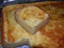 Receita de Bolo de queijo