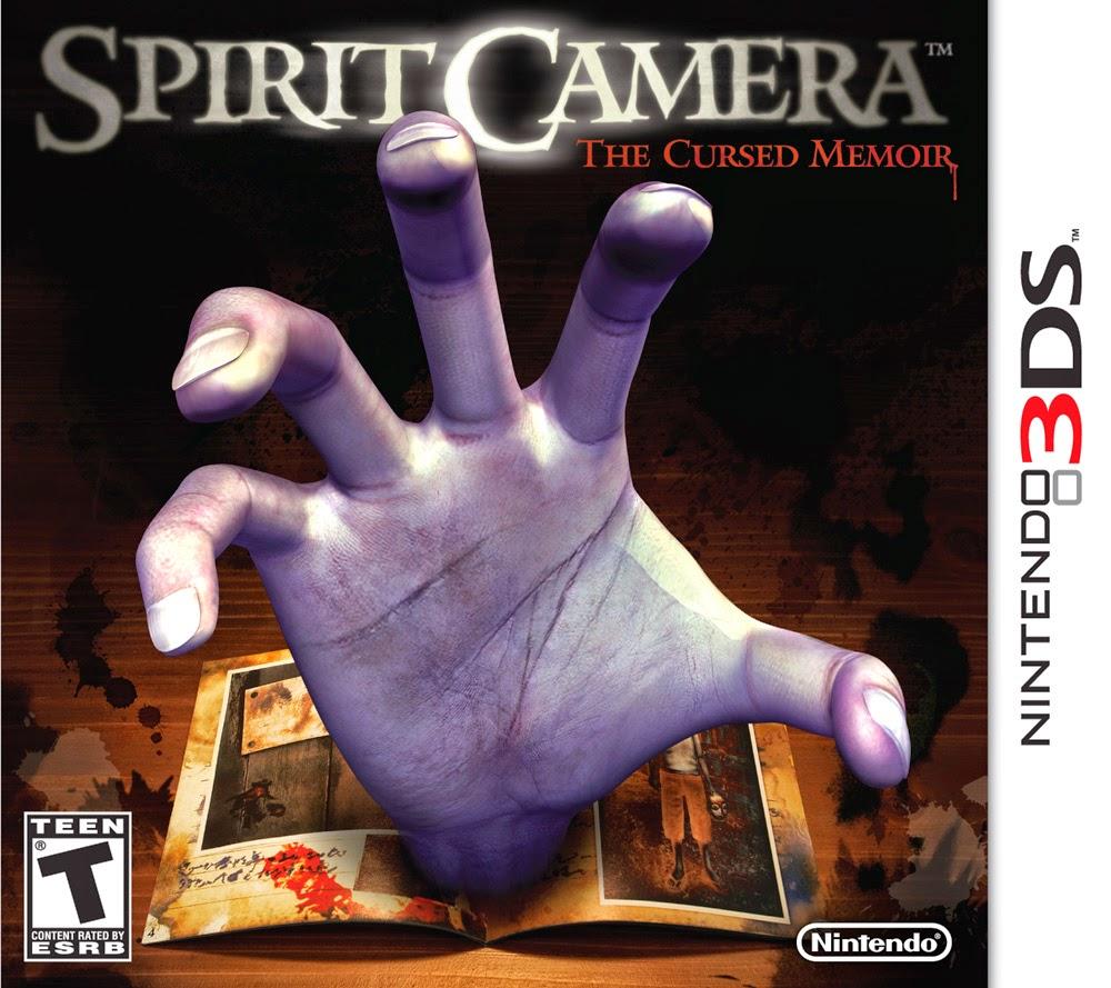 Project Zero: The Cursed Memoir (Español) (Nintendo 3DS)