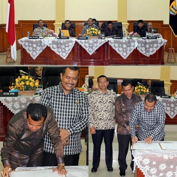 "Lipsus ""Ketok Palu"" APBD 2015: Buat Sejarah Baru di DPRD, Mardison Mahyuddin Panen Pujian"