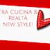 Tra Cucina & Realtà ha cambiato look! Vieni a dare un'occhiata!
