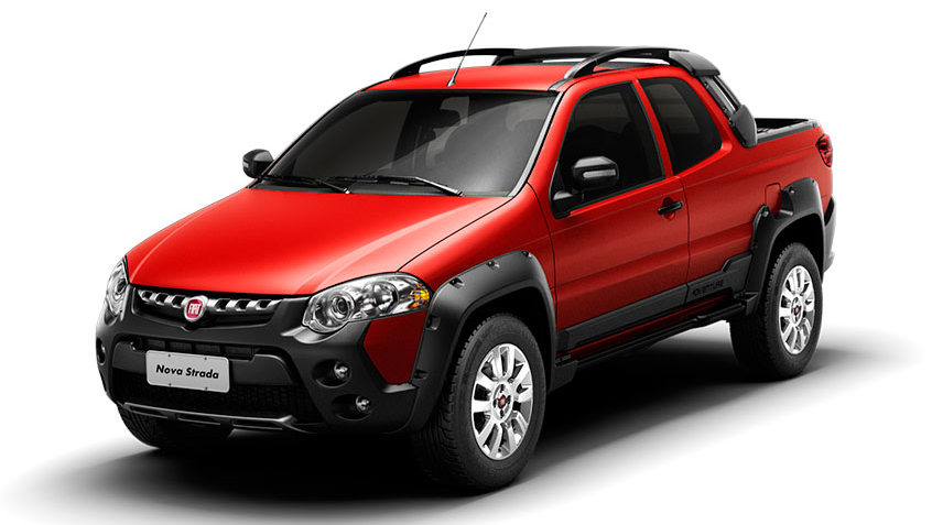 Comparativa fiat strada cabina doble vs vw saveiro for Repuestos fiat idea adventure precios
