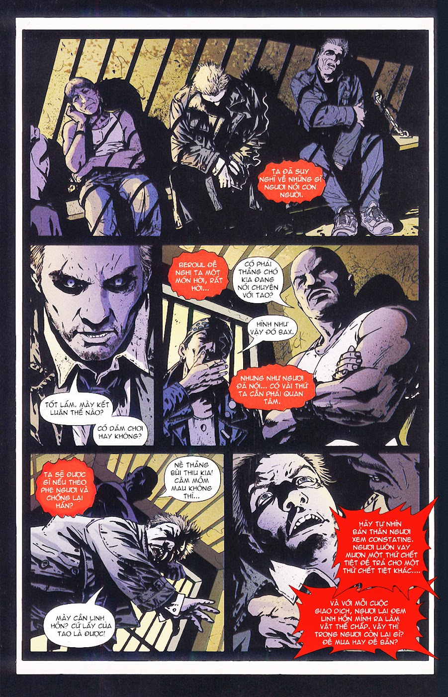 Constantine - All his engines chap 4 - Trang 23