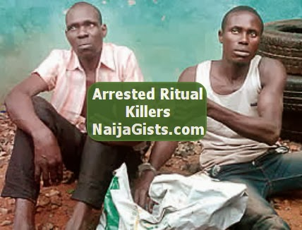herbalists arrested ibadan human head
