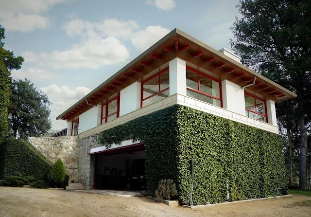 Ampliación casa BlocHouse