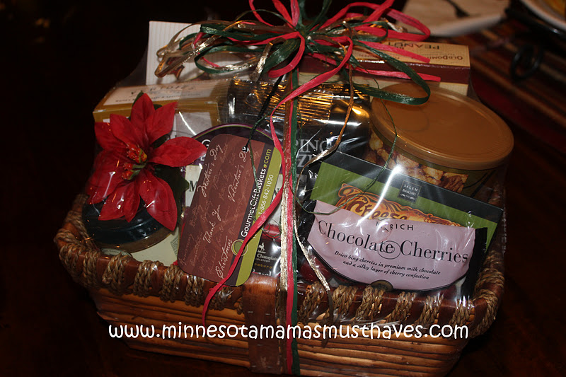 2011 Holiday Gift Guide Gourmet Gift Baskets Review And A Chance To Send Care Packages To The Military Hurry And Complete So They Get Them In Time For