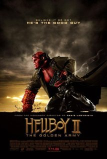 Hellboy II: The Golden Army (2008) Bluray 720p 800MB