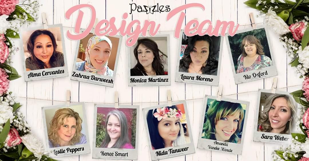 Pazzles Design Team 2020-2021