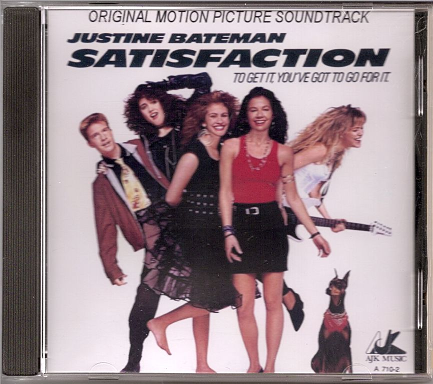 aor night drive satisfaction soundtrack movie 1988