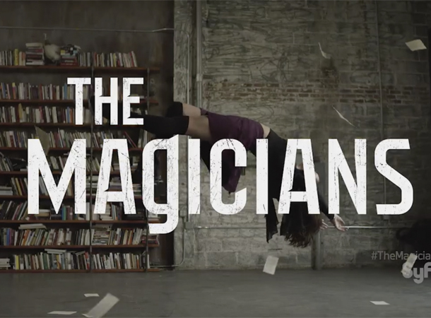 new trailer for 39 the magicians 39 tv series adaptation released kernel 39 s corner. Black Bedroom Furniture Sets. Home Design Ideas