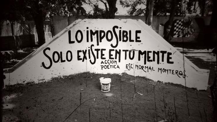 Frases Para La Vida: Lo Imposible Solo Existe En Tu Mente