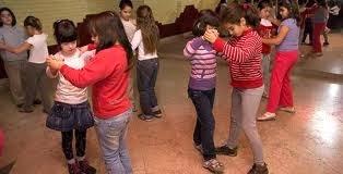 baile de salon para niños