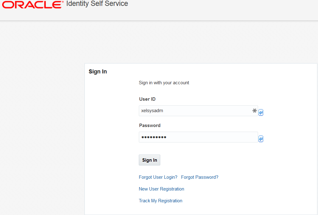 oracle identity manager oim 11g r2 ps3 111230 identity ui screens