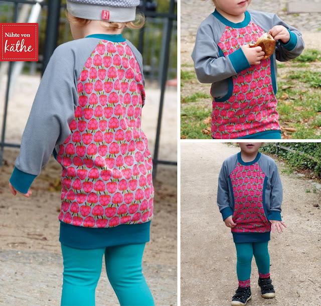 Fledermausshirt Lucita von Bienvenido Colorido