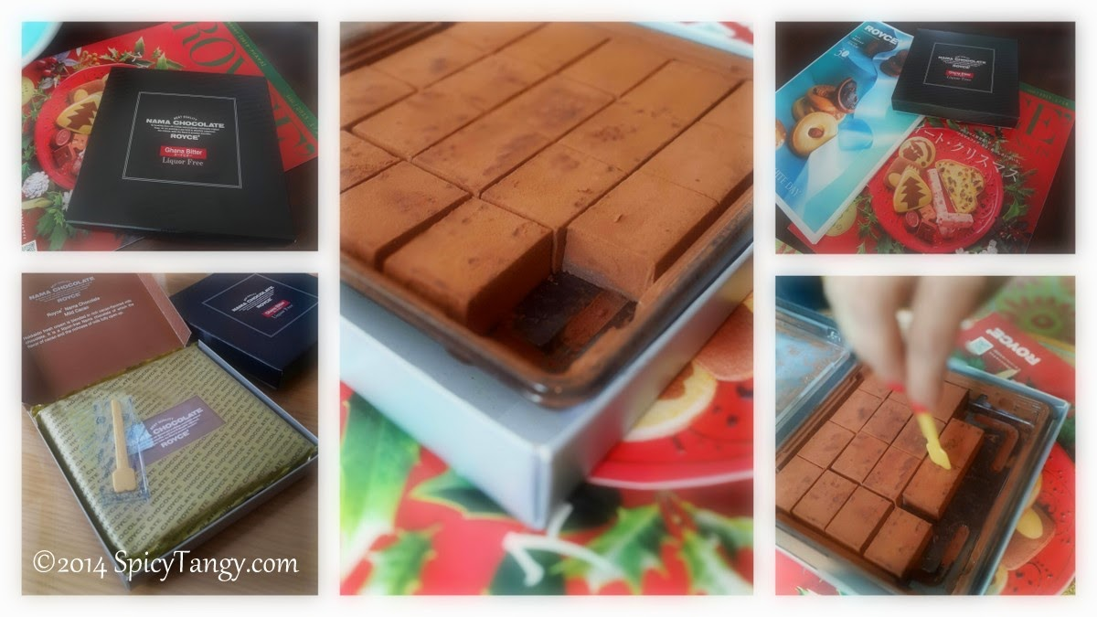 Spicy Tangy: Royce Chocolate Launch in Bangalore [EVENT]