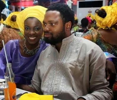 cobhams asuquo wife