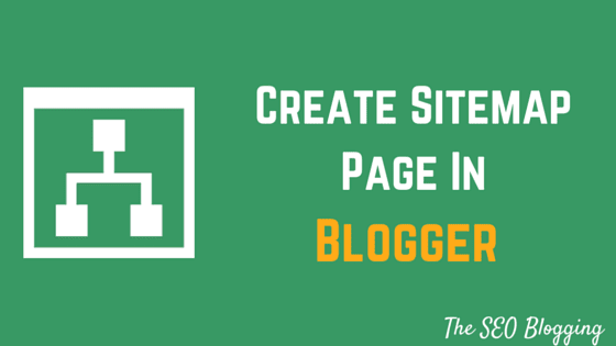 Create-Html-Sitemap-Page-Blogger