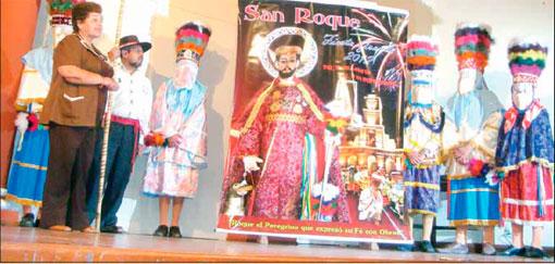 Chunchos - Fiesta de San Roque Tarija