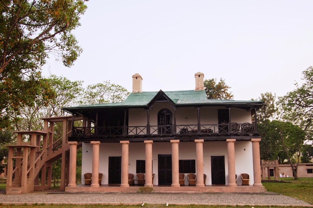 Jim Corbett house