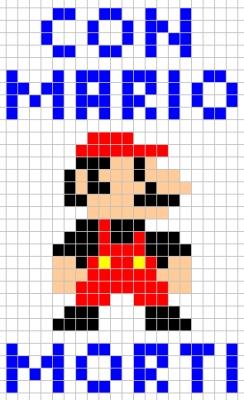 Con Mario morti