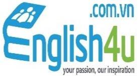 Tự học tiếng anh online hiệu quả tốt nhất ở English4u