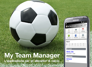 "SCARICA L'APP ""MY TEAM MANAGER"""