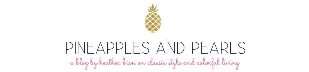 Pineapples and Pearls