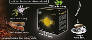 Kopi Kesihatan Stevia