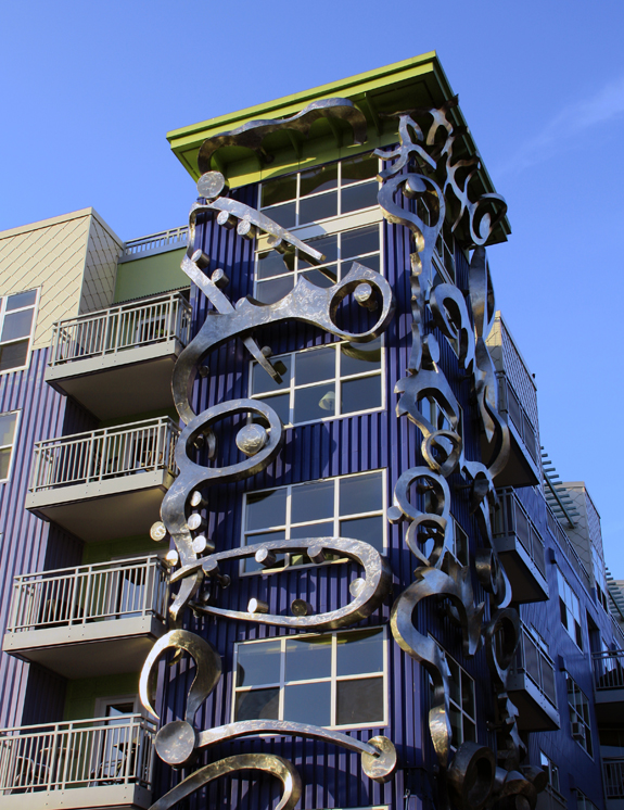 Epi Apartments, Seattle - ugly architecture - you are not an architect