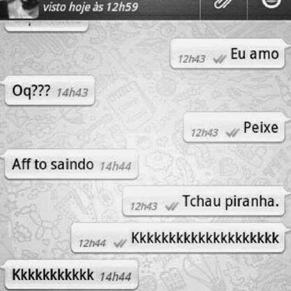 Pérolas do whatsapp - Publicitário13
