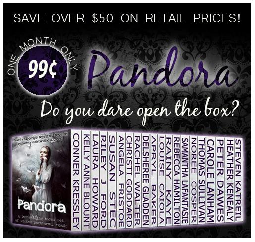 PANDORA Boxed Set Promo