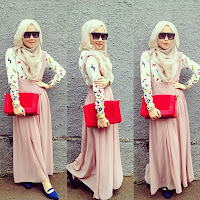 Outfit Of The Day Hijab