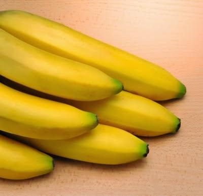 كيفية تجميد الموز