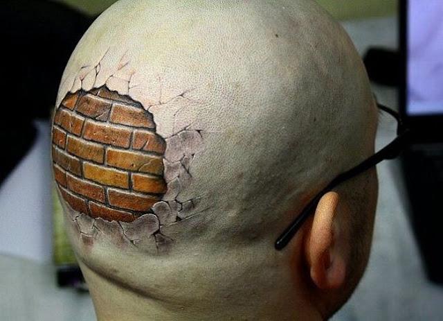 Brick Wall Tattoo Designs4