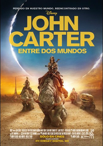 John Carter: Entre Dos Mundos 
