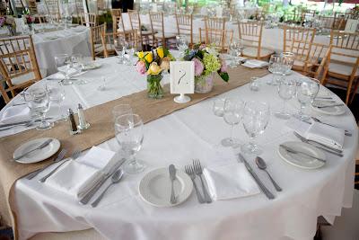 Rustic Vermont Wedding Table Decoration Ideas   Wedding Decoration Ideas