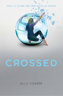 book cover of Crossed by Ally Condi