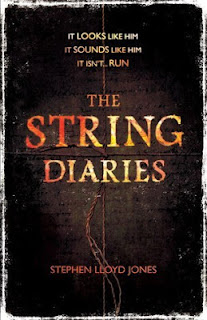 The String Diaries Stephen Lloyd Jones cover