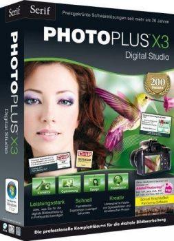 Serif PhotoPlus X5 v15.0.1.11 serif photoplus x v digital studio portable 1