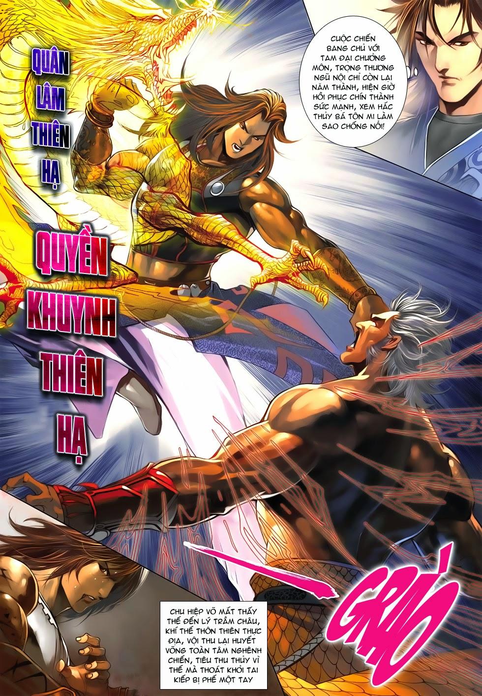Thần Châu Kỳ Hiệp chap 32 – End Trang 28 - Mangak.info