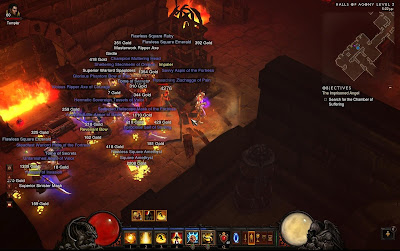 Where to find Garrach Garach Act 1 achievement Diablo 3
