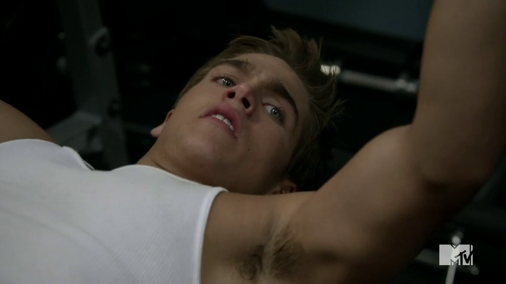 Opinion already naked dylan sprayberry nude assured, what