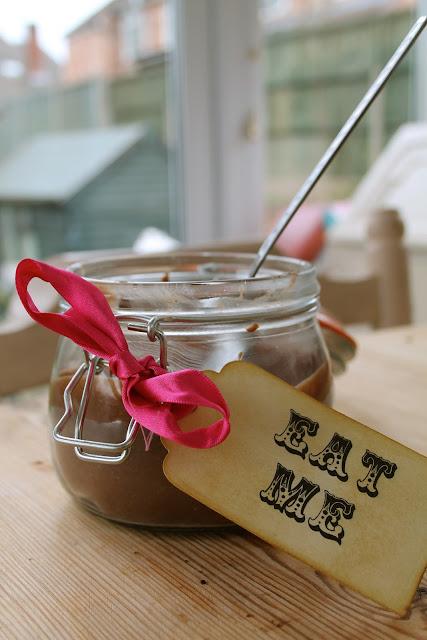 homemade hazelnut recipe