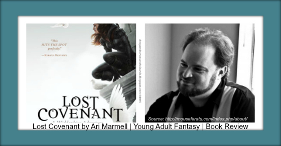Lost Covenant by Ari Marmell | Young Adult Fantasy | Book Review