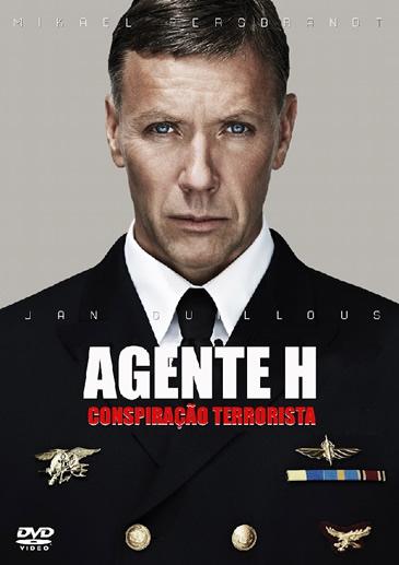 Agente H Conspira��o Terrorista Dublado
