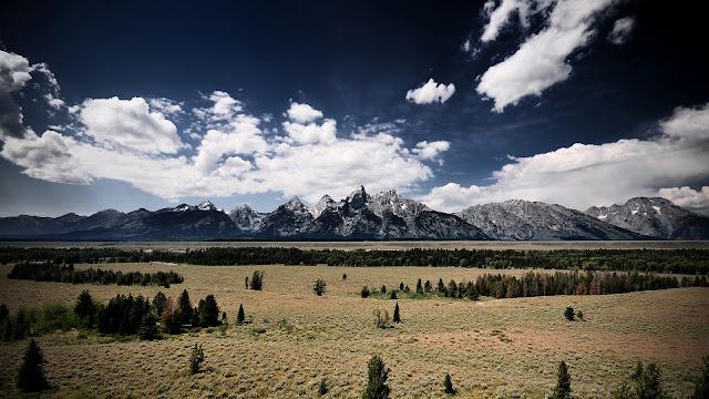 Great mountain nature wallpaper